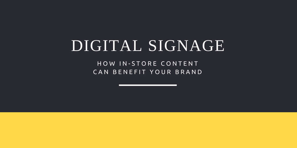 Digital Signage, Toronto, Branded Content, Incite