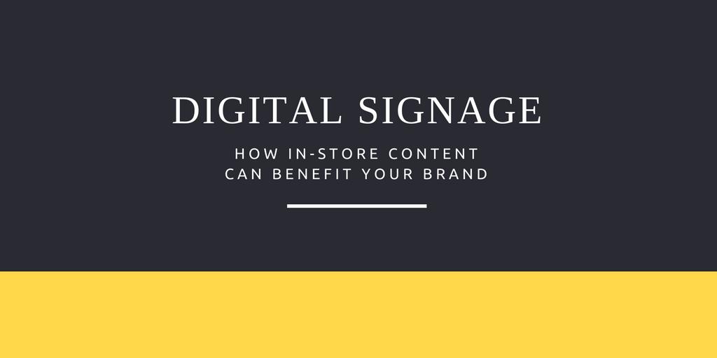 Digital Signage, Toronto, Branded Content, Incite